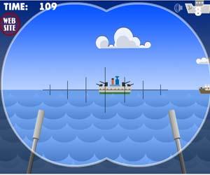 Морской бой для детей