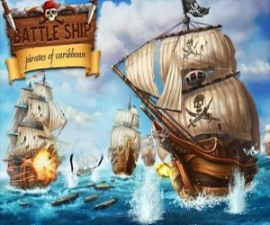 Морской бой пираты